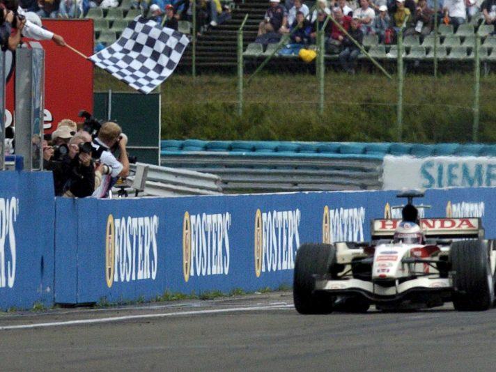 F1 GP Ungheria 2006 12