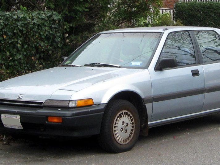 Honda Accord terza generazione