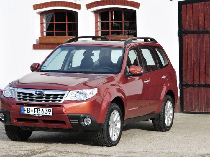 1 - Subaru Forester terza generazione restyling