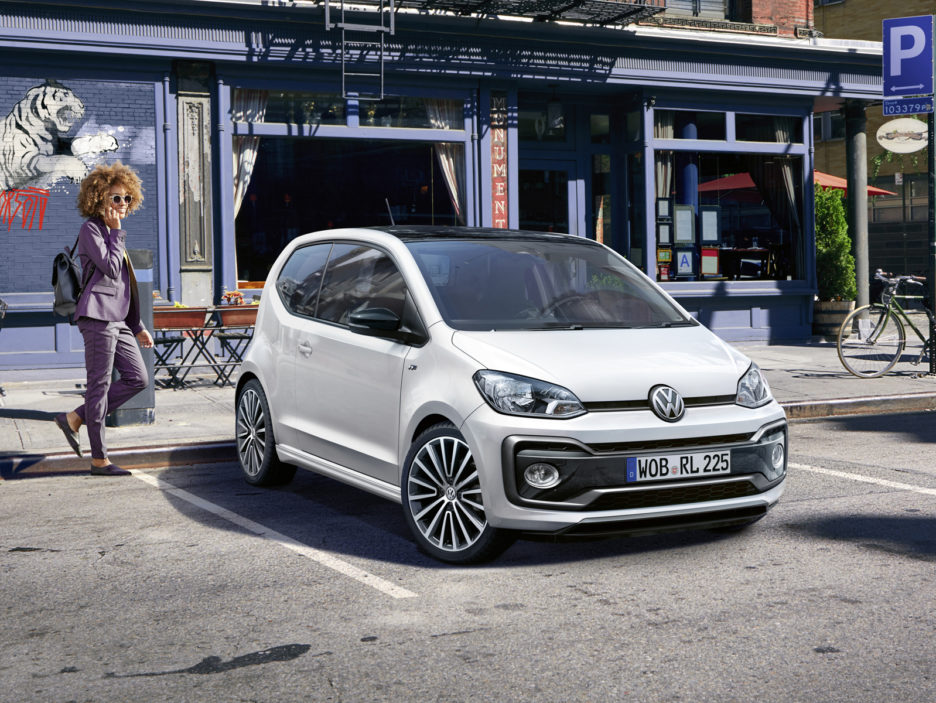 The new up! with R-Line exterior package