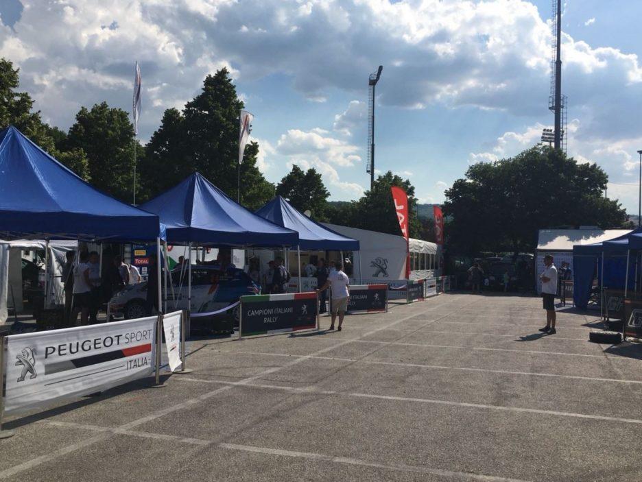 Assistenza 3 Rally San Marino 2018