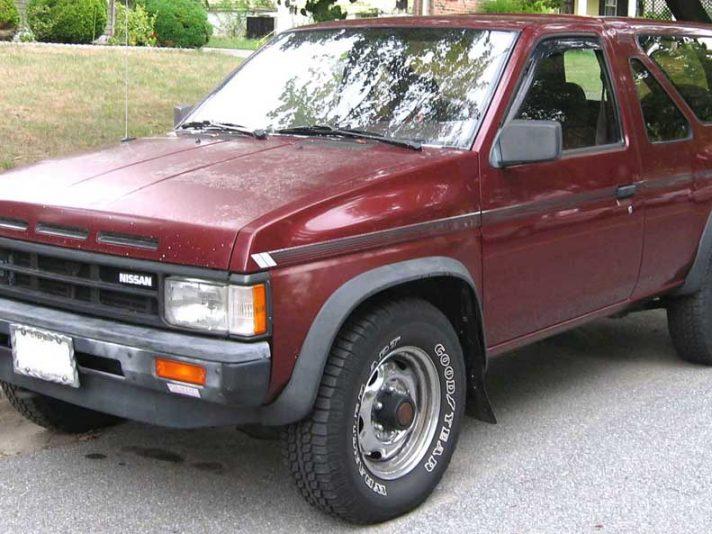 Nissan Terrano I