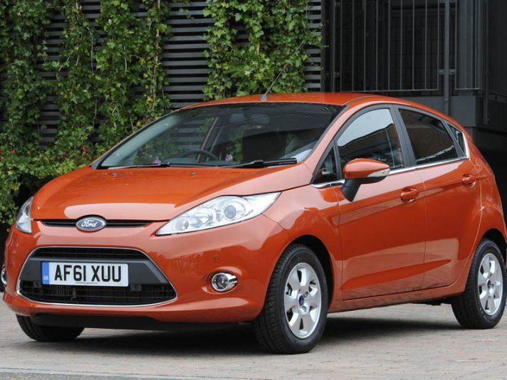 1 - Ford Fiesta sesta generazione