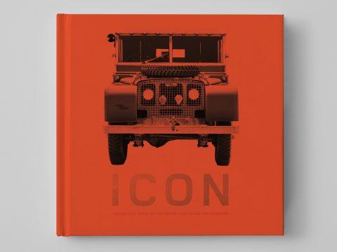Libro Icon Land Rover copertina