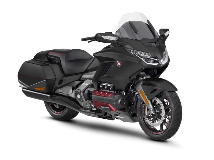 Gold Wing DCT