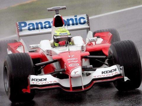 Toyota F1 2005