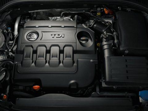Motore Skoda TDI