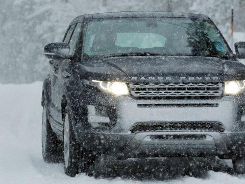 1 - Land Rover Range Rover Evoque