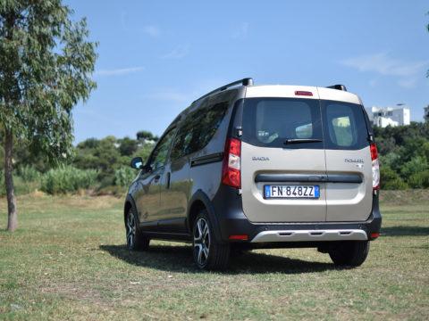 Dacia Dokker WoW - Prova - Irace.