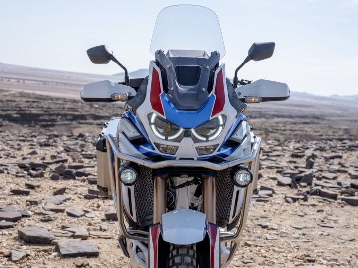 20YM Africa Twin Adventure Sports Headlight