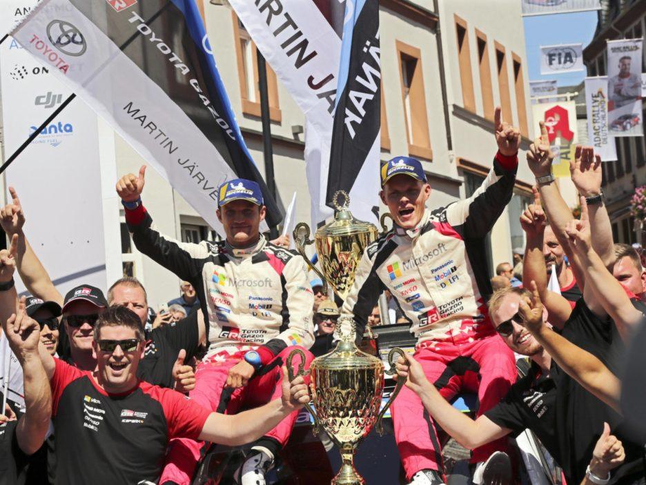 WRC Rally Deutschland 2018