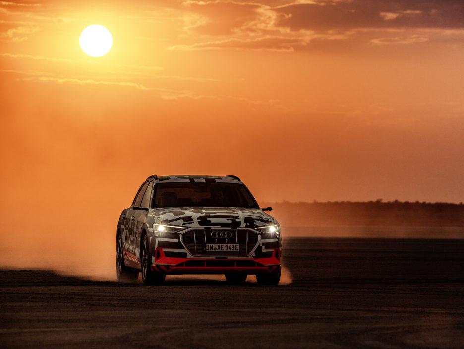 Audi e-Tron - Primo Contatto 2018 - 4