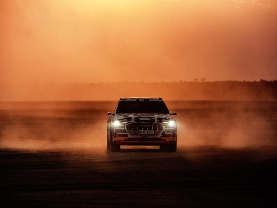 Audi e-Tron - Primo Contatto 2018 - 5