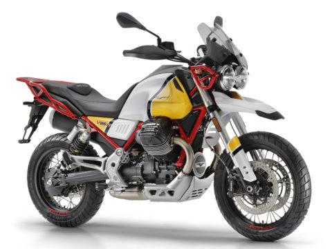 Moto Guzzi V85 TT 1