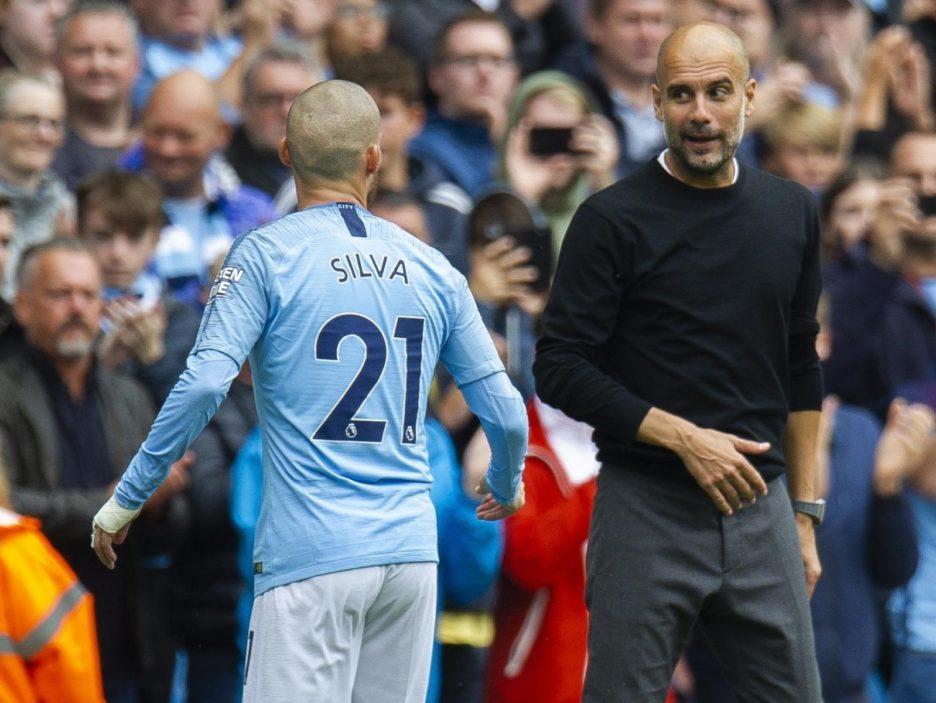Manchester City FC vs Huddersfield Town FC