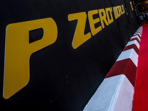 Pirelli P Zero World Monte Carlo