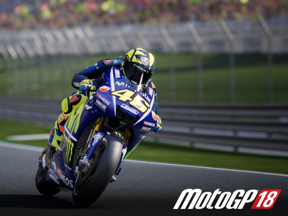 MotoGP 18, il videogame