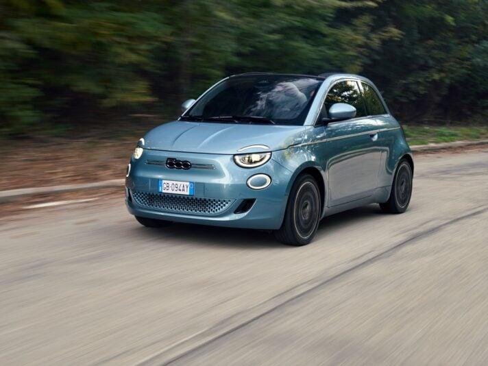 Fiat Nuova 500 Cabrio
