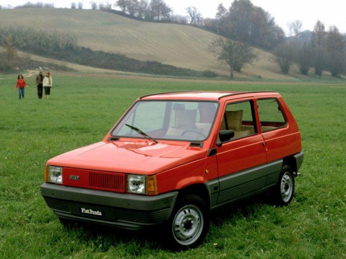 Fiat Panda prima generazione