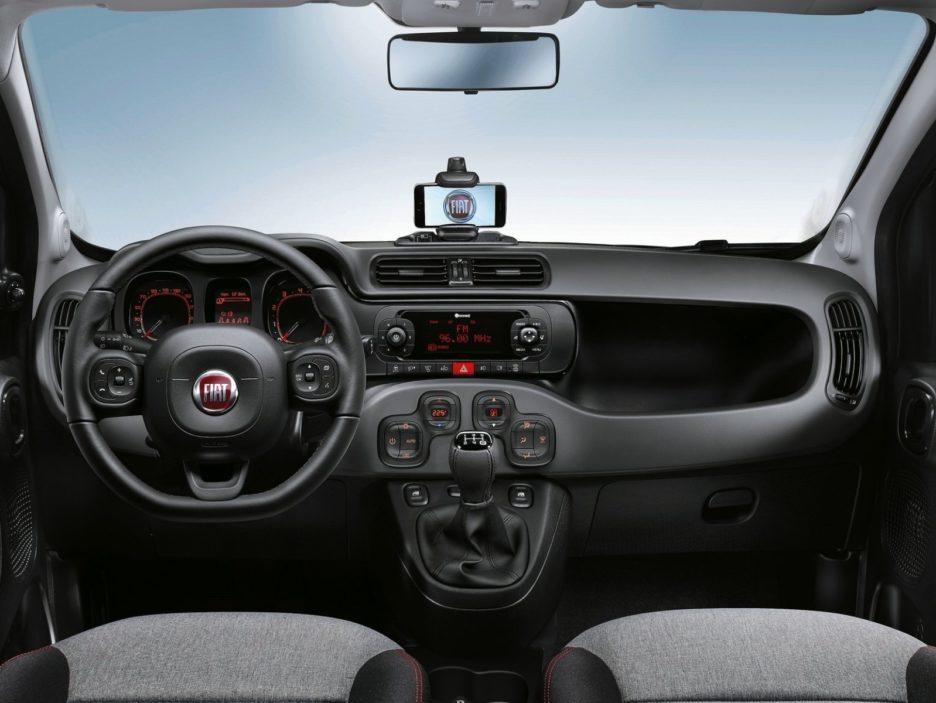 Fiat Panda interni