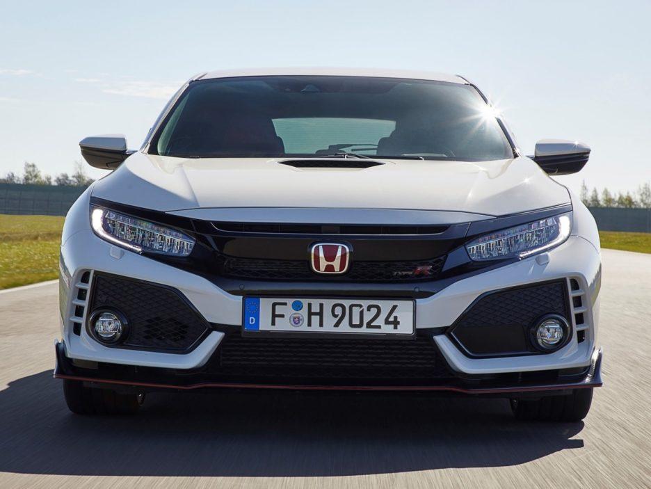 Honda Civic Type-R frontale