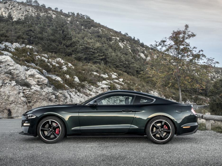 Ford Mustang Bullitt 2018 4
