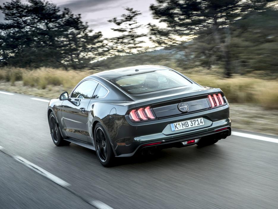 Ford Mustang Bullitt 2018 8