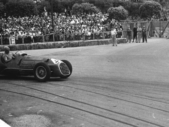 F1 GP Monaco 1950