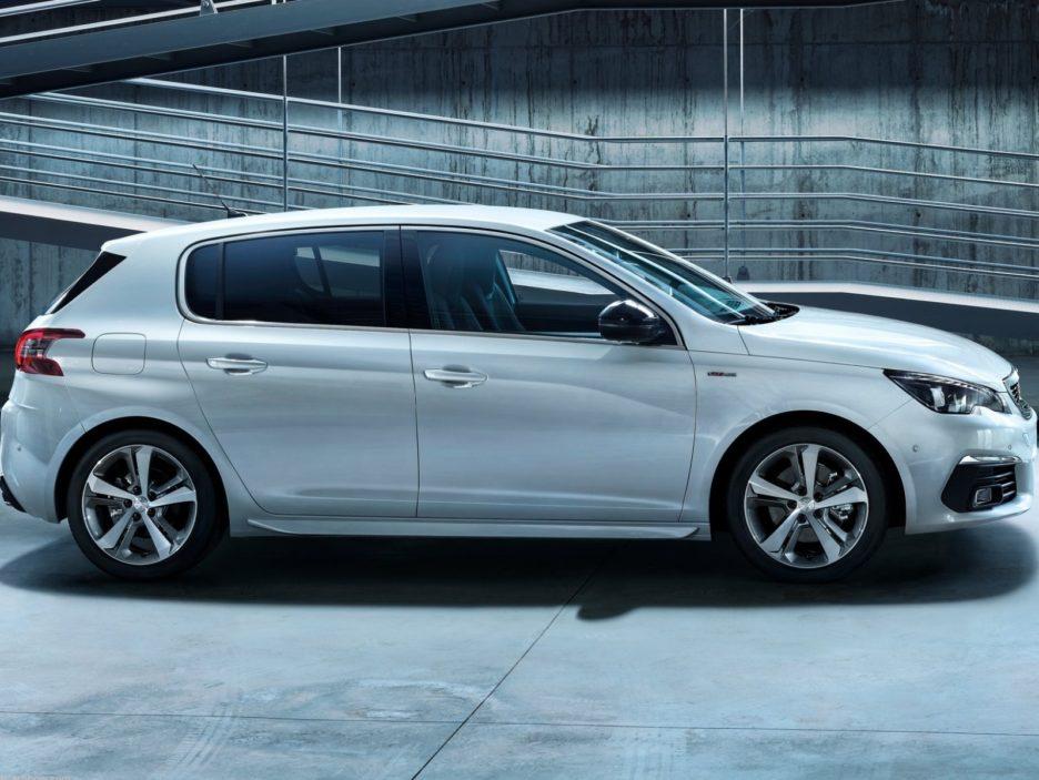 Peugeot 308 profilo