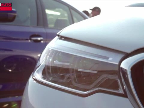 Consegnata ad Alessandro Zanardi la nuova BMW M5 in qualità di Brand Ambassador