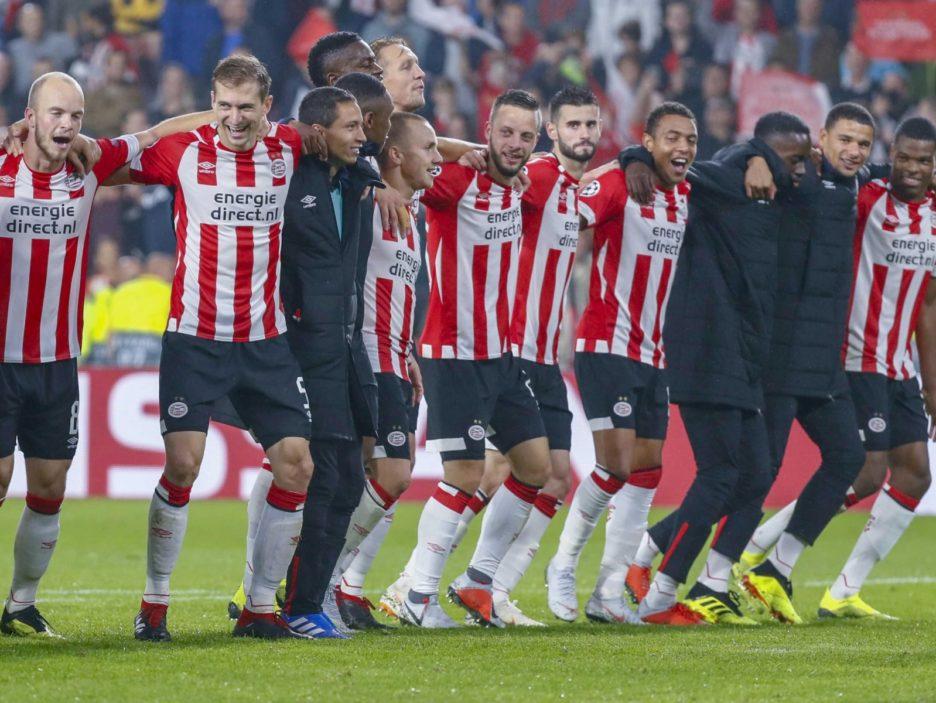 PSV Eindhoven vs Bate Borisov