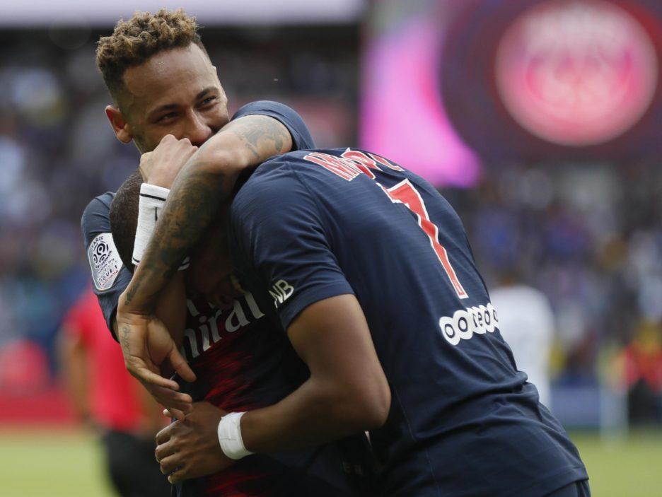 Paris Saint Germain vs Angers