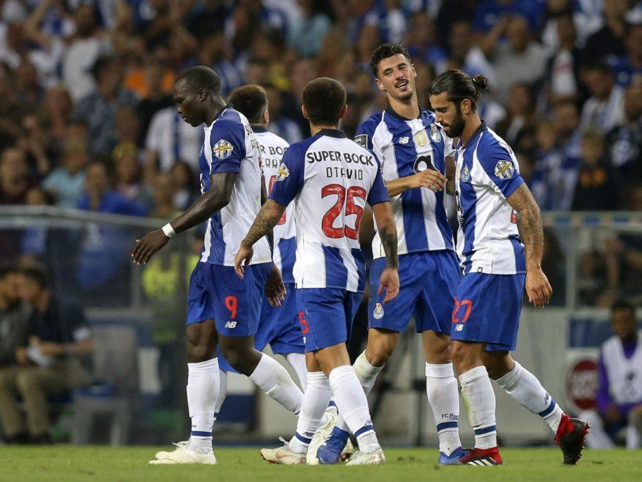FC Porto vs Guimaraes