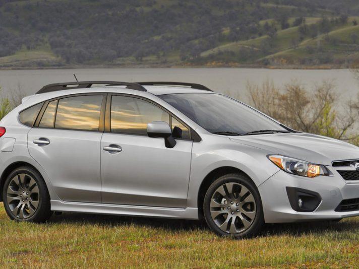 1 - Subaru Impreza quarta generazione