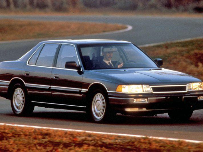 1986 - Acura Legend prima generazione