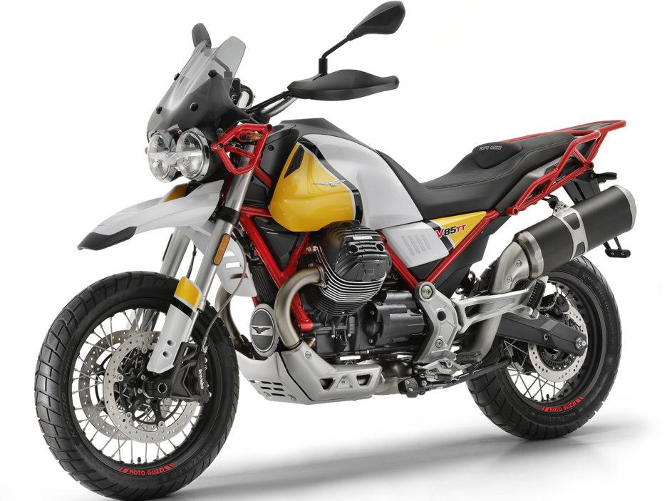 Moto Guzzi V85 TT 2