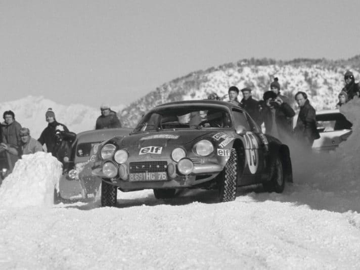 1973 - Alpine A110