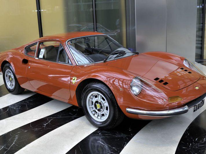 Ferrari Dino 206 GT