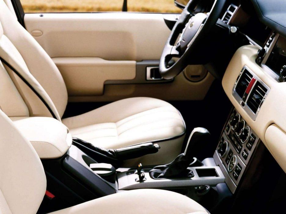 Land Rover Range Rover cambio automatico