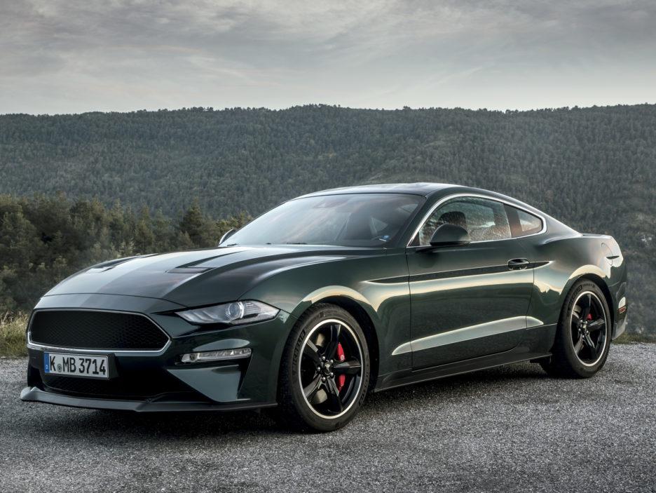 Ford Mustang Bullitt 2018 2