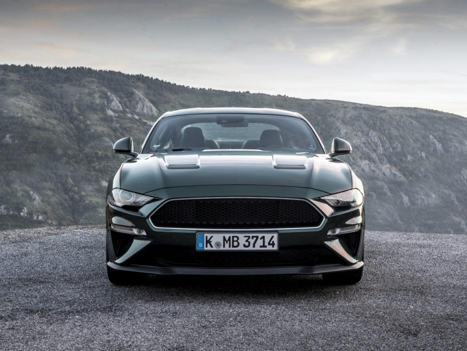 Ford Mustang Bullitt 2018 3