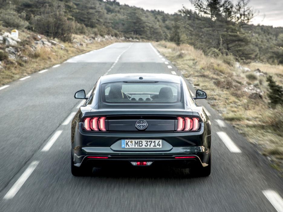 Ford Mustang Bullitt 2018 6