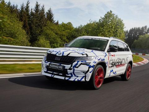 Kodiaq RS_Nurburgring_1