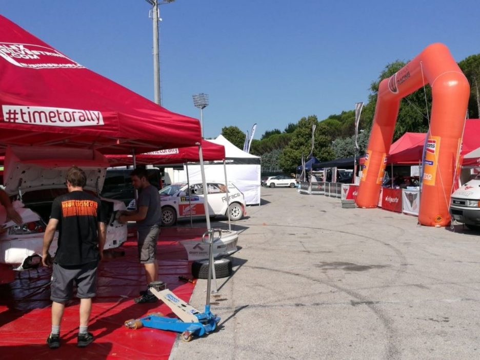 Assistenza Rally San Marino 2018
