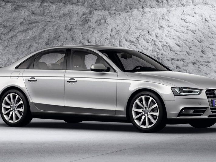 1 - Audi A4 B8 restyling